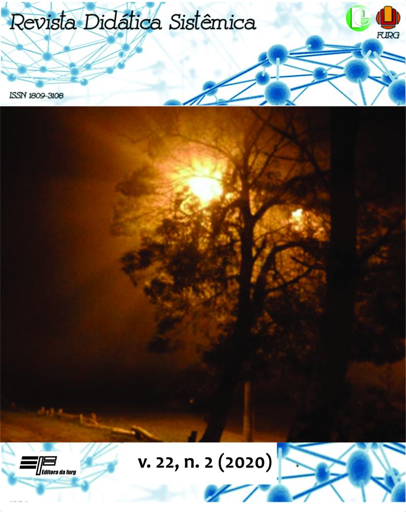 Visualizar v. 22 n. 2 (2020): DOSSIÊ: Textos e Contextos da Docência: reflexões e discussões políticas e pedagógicas.
