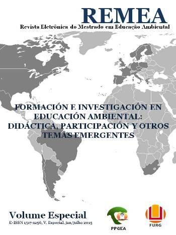 Formación e Investigación en Educación Ambiental: Didáctica, participación y otros temas emergentes
