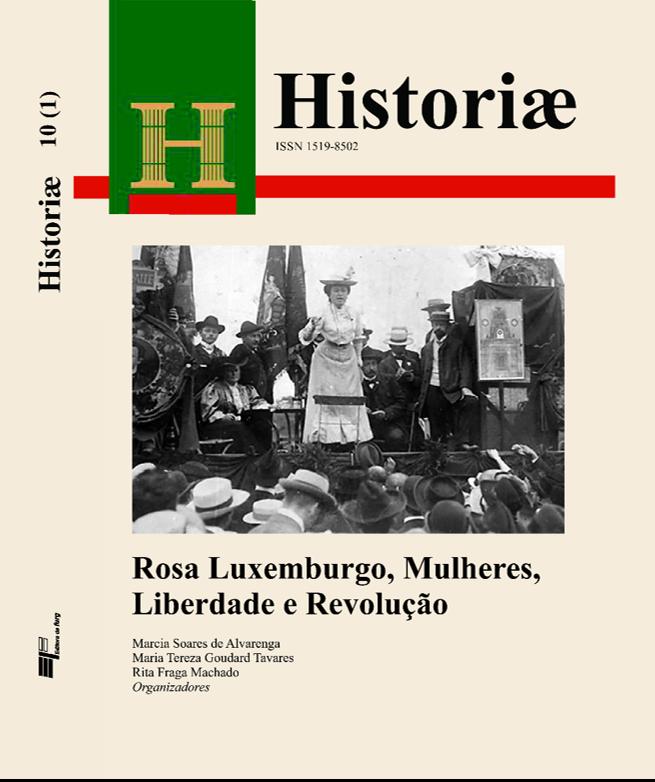 Visualizar v. 10 n. 1 (2019): Rosa Luxemburgo, mulheres, liberdade e revolução