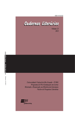 Visualizar v. 21 n. 1 (2013)