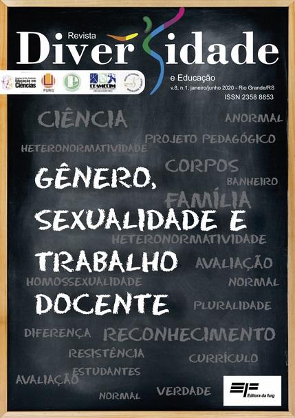 Visualizar v. 8 n. 1 (2020): Dossiê Gênero, Sexualidade e Trabalho Docente