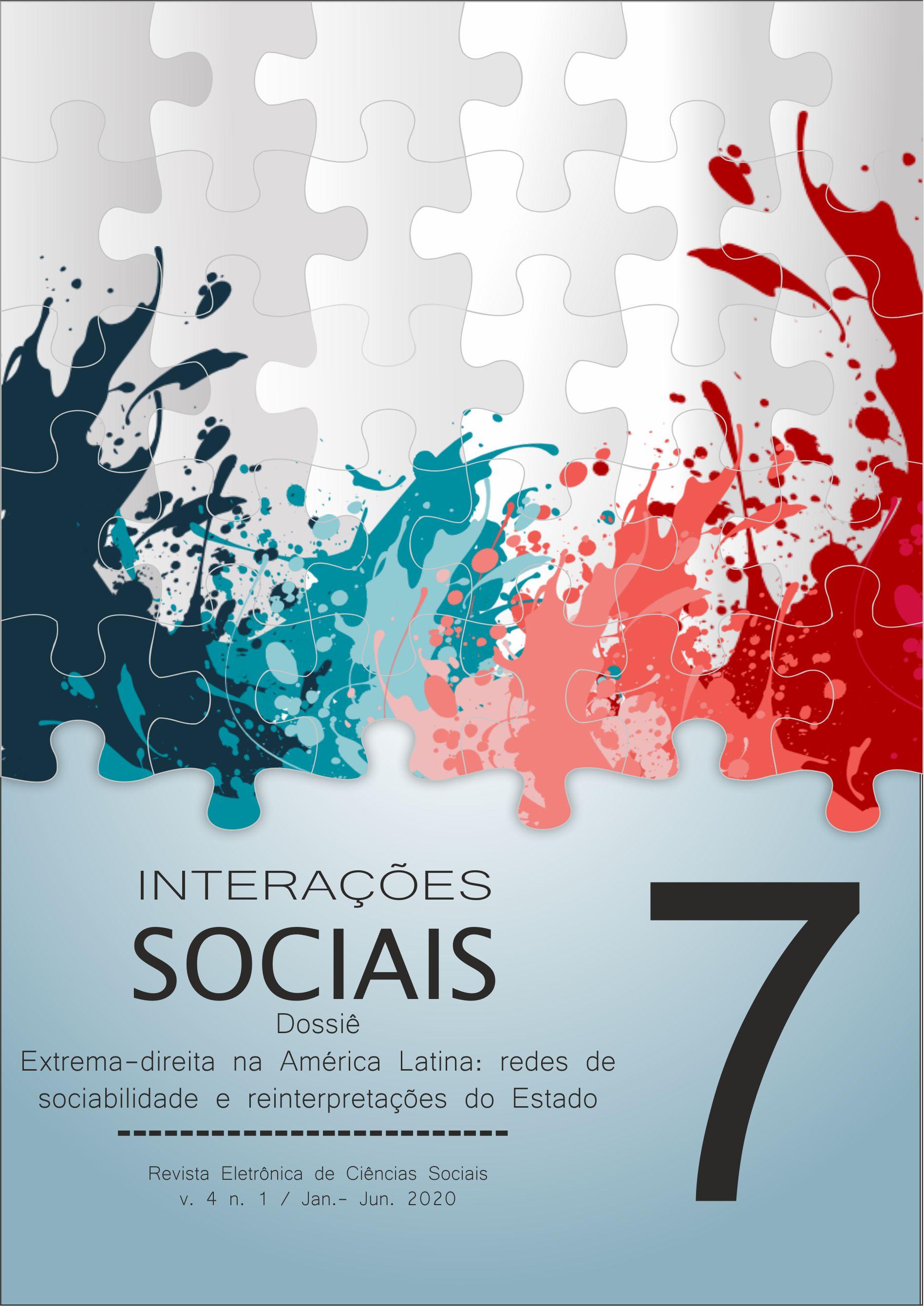 """Visualizar v. 4 n. 1 (2020): Dossiê """"Extrema-direita na América Latina: redes de sociabilidade e reinterpretações do Estado"""""""