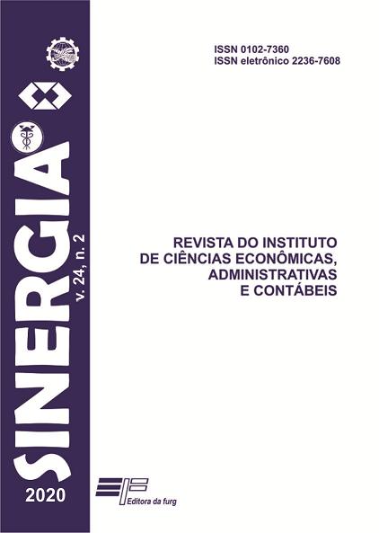 Visualizar v. 24 n. 2 (2020): Publicada em 15/06/2020