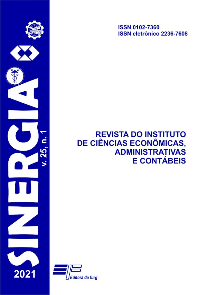 Visualizar v. 25 n. 1 (2021): Publicada em 09/12/2020