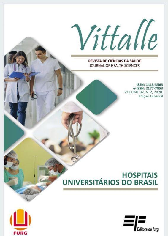 Visualizar v. 32 n. 2 (2020): Edição especial - Hospitais Universitários do Brasil