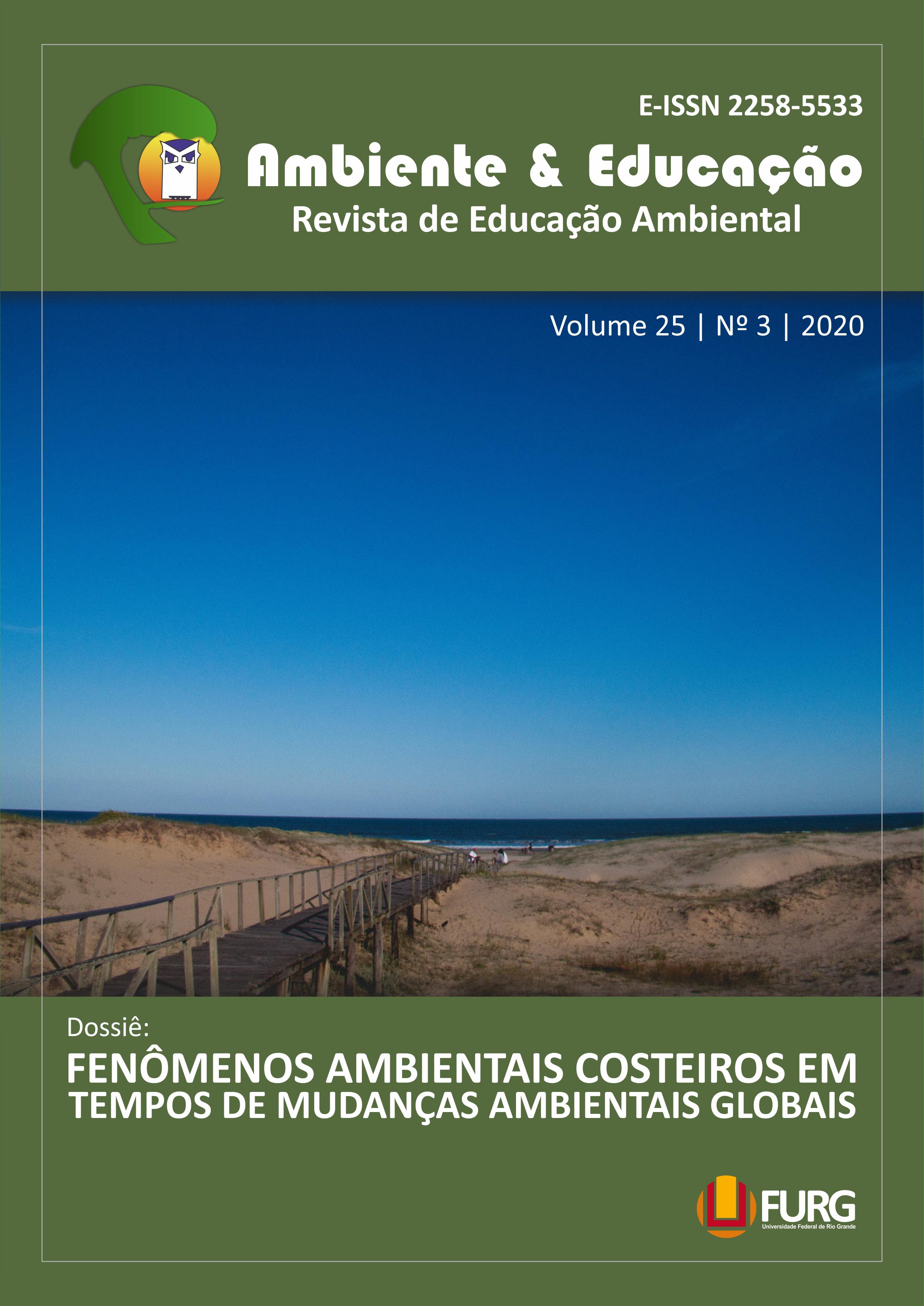 Visualizar v. 25 n. 3 (2020): Revista Ambiente & Educação